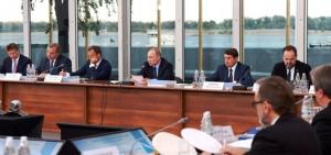 Заседание Президиума Госсовета по развитию водных путей