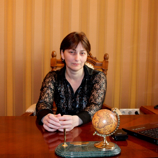 День рождения - Вашакмадзе Лиана Гивиевна