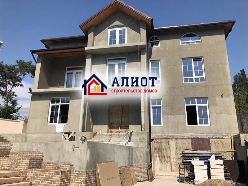 Строительство Домов «АЛИОТ»