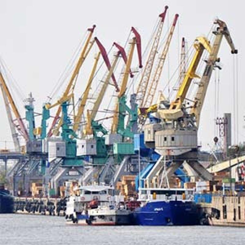 Астраханский Морской Рыбный Порт ГП