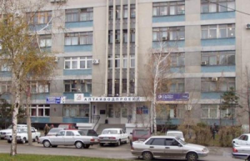 Алтайводпроект ЗАО Проектно–Изыскательский Институт