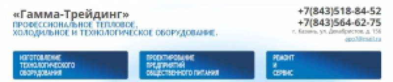 Гамма-Трейдинг ЗАО